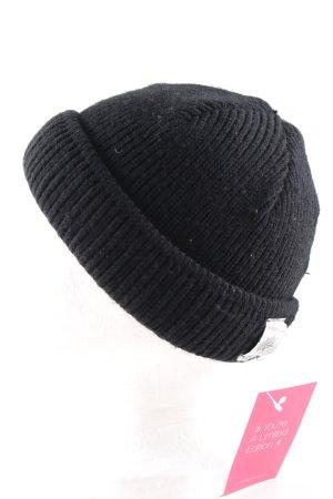 Dynamic Outwear Strickmütze schwarz Casual-Look