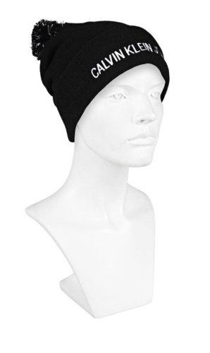 Calvin Klein Knitted Hat black