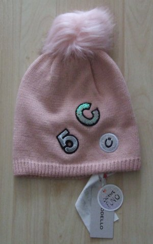 Codello Knitted Hat pink