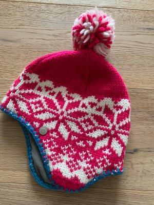 Bogner Fire + Ice Sombrero de punto multicolor