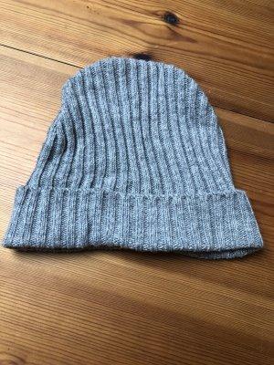 H&M Wollen hoed lichtgrijs