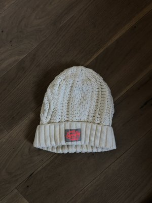 Superdry Knitted Hat oatmeal