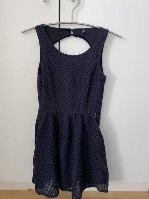 Strickmuster-Kleid