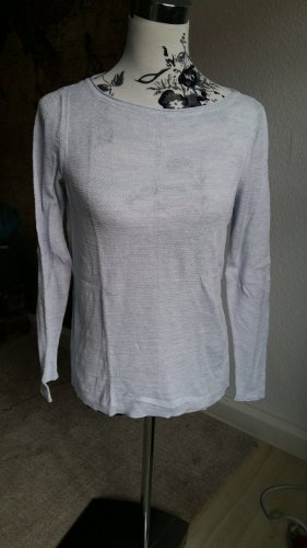 Anastacia by s.Oliver Knitted Jumper light grey