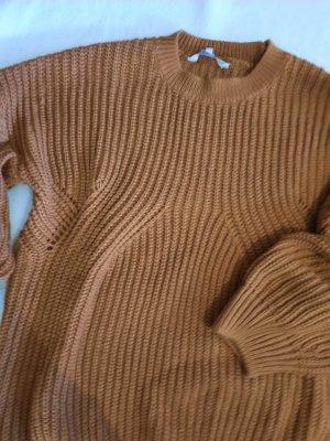 C&A Pullover a maglia grossa marrone