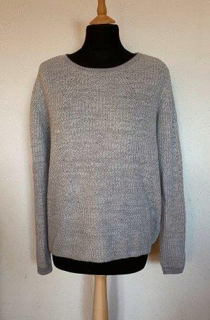 Colors of the world Pullover a maglia grossa grigio