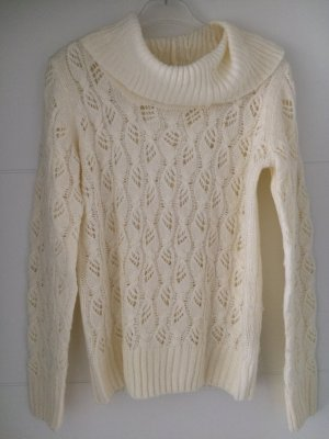 Colors of the world Knitted Sweater cream polyacrylic