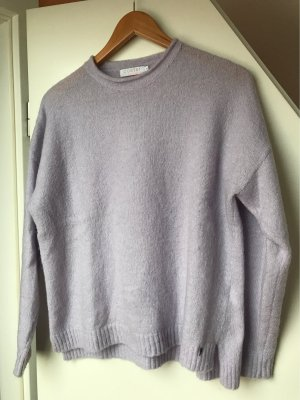Strickpulli Flieder
