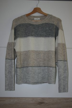 H&M L.O.G.G. Fine Knitted Cardigan multicolored