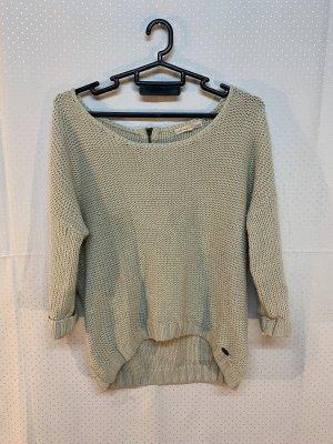 Tom Tailor Wool Sweater cream