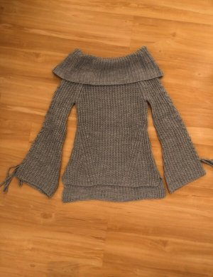 American Rag CIE Knitted Sweater grey-light grey
