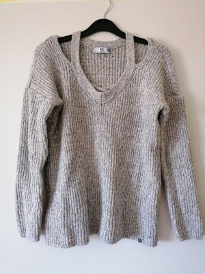 AJC Knitted Sweater natural white