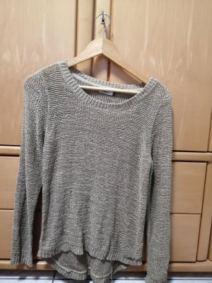 Be only Knitted Sweater beige