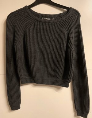 New Yorker Knitted Sweater black