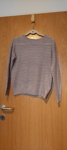Clockhouse Knitted Sweater light grey