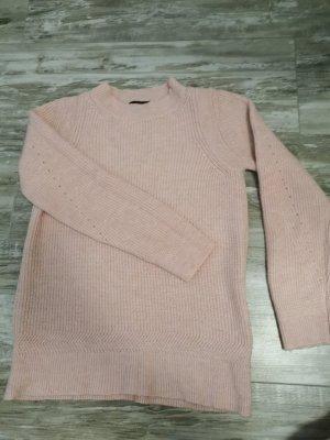 Topshop Jersey de punto rosa