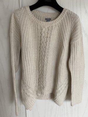 Aerie Pull tricoté blanc cassé-crème