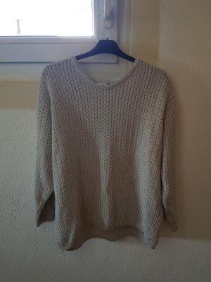 Änny N Knitted Sweater cream