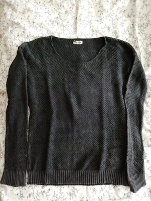 Tezenis Knitted Sweater anthracite