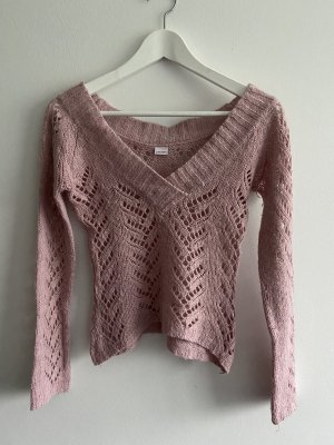 3 Suisses Knitted Sweater pink