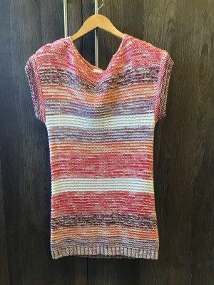 Charles Vögele Short Sleeve Sweater multicolored
