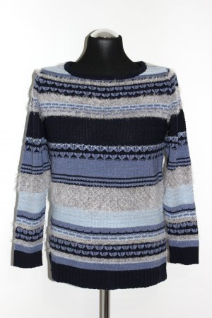 Amy Vermont Maglione lavorato a maglia multicolore