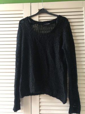 Tally Weijl Maglione lavorato a maglia nero