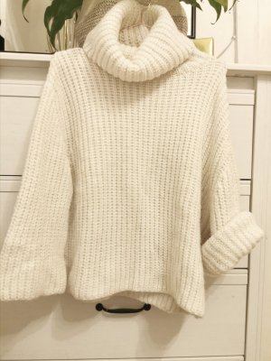 Strickpullover Creme Offwhite