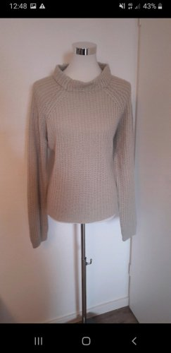 Broadway Coarse Knitted Sweater oatmeal