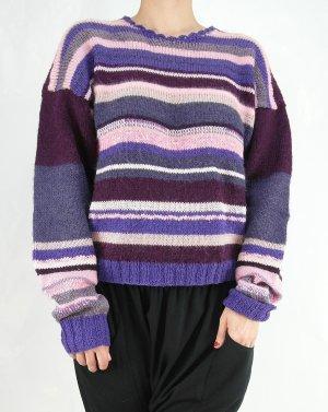 Strickpullover Gr. S - L Pullover Wollpullover