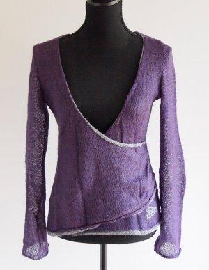 Freeman t. porter Maglione lavorato a maglia multicolore Acrilico