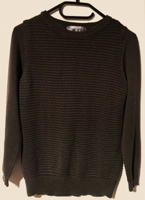 Collection L Knitted Sweater khaki
