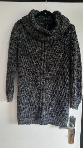 Anna Glover × H&M Pull tricoté gris anthracite