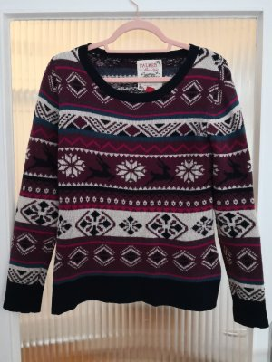 Falmer Heritage Norwegian Sweater multicolored