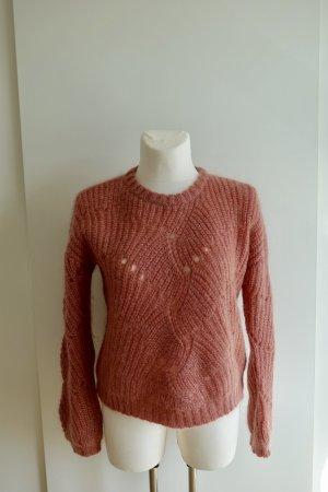Custommade Oversized Sweater salmon