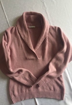 Sand Knitted Sweater pink