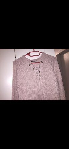Tally Weijl V-Neck Sweater pink