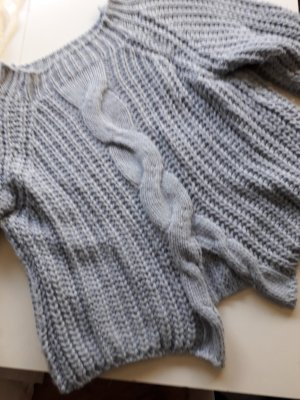 Strickpullover mit Wolle, Alpaca