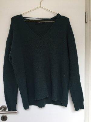 Vero Moda V-Neck Sweater petrol