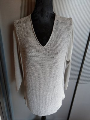 Cosima Knitted Sweater silver-colored-grey