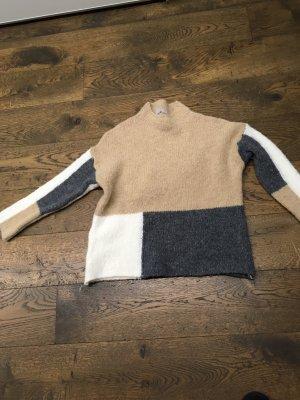 Strickpullover S-M mit Wolle