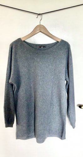 Street One Pull long gris clair-gris