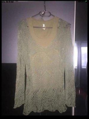Tally Weijl Fine Knit Jumper khaki