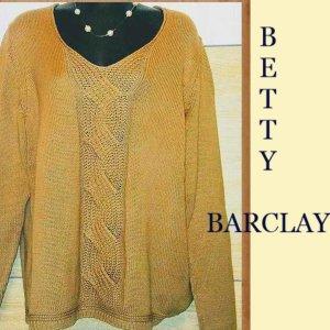 Betty Barclay V-halstrui veelkleurig Gemengd weefsel