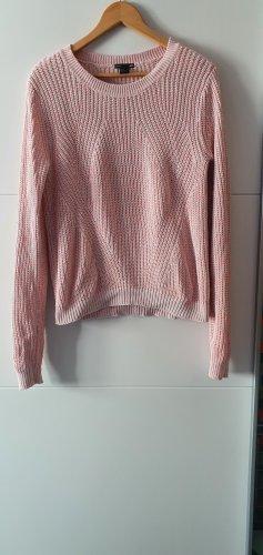 Strickpullover von H&M Gr.M rosa