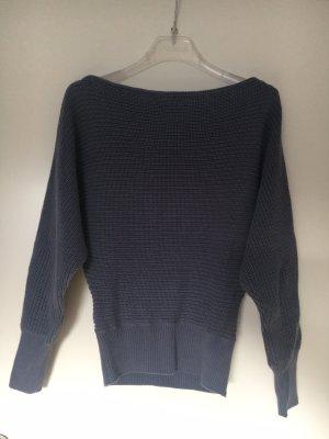 Nakd Pull tricoté bleu acier
