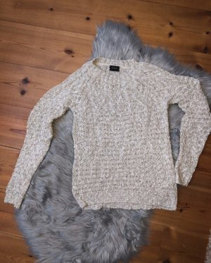 Vila Knitted Sweater multicolored