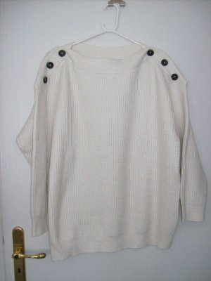 Bodyflirt Coarse Knitted Sweater natural white