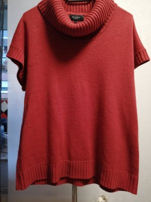 Bexleys Fine Knitted Cardigan russet