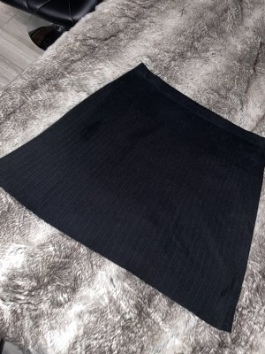 Canda Knitted Skirt black
